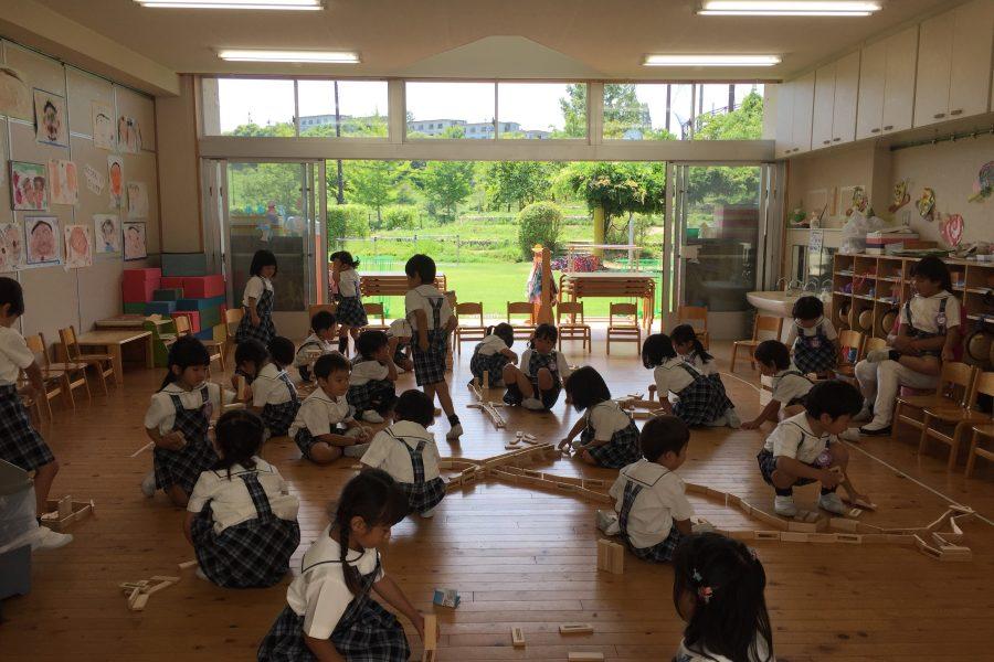 木育~大工さんの手づくり、奈良の木のつみ木を子どもたちへ part.1〜