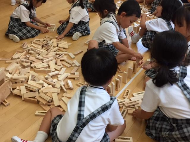木育〜大工さんの手づくり、奈良の木のつみ木を子どもたちへ part.2〜