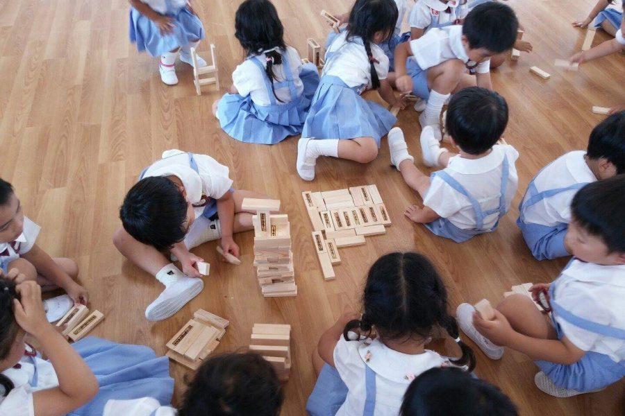 木育〜大工さんの手づくり、奈良の木のつみ木を子どもたちへ part.3〜