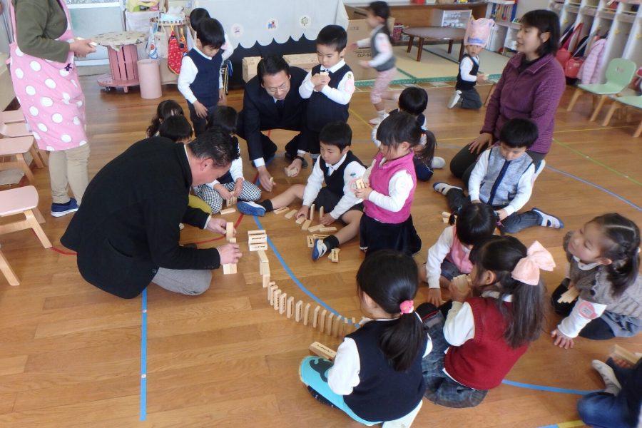 木育~大工さんの手づくり、奈良の木のつみ木を子どもたちへ part.6~