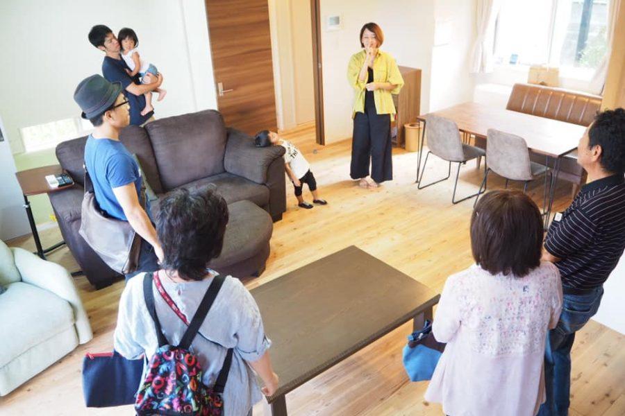 10/13(日)【大吉建設】ハウスオーナー様訪問ツアー