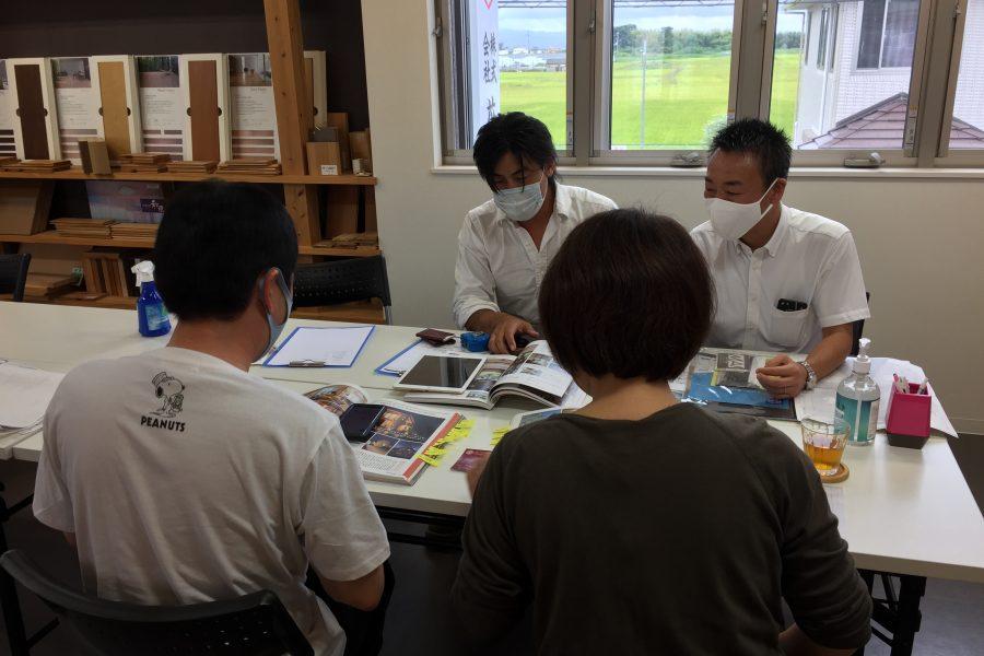 7/24(土)【事務局】新築リフォーム土地紹介無料相談会